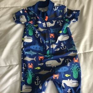 Carter swim suit